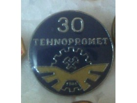 TEHNOPROMET 30 god.