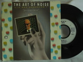 THE ART OF NOISE - PARANOMIA