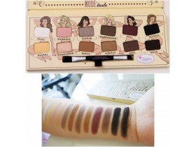 THE BALM Nude 'tude paleta, ORIGINAL!!