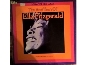 THE BEST YEARS OF ELLA FITZGERALD
