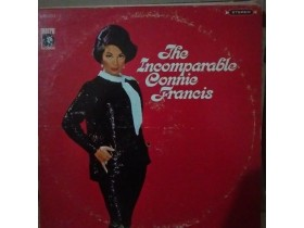 THE INCOMPARABLE CONNIE FRANCIS