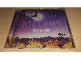 THE KILLERS: DAY & AGE -  ORIGINAL 2008