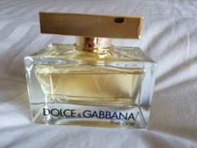 THE ONE Dolce Gabbana  DEKANT  10 ml  ORIGINAL