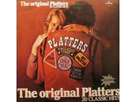 THE ORIGINAL PLATTERS - 20 Classic Hits