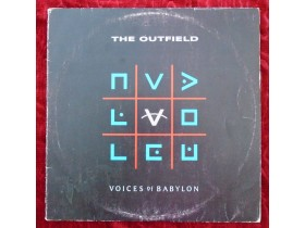 THE OUTFIELD - VOICES OF BABYLON * VINIL
