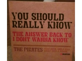 THE PIRATES - YOU SHOUL REALLY KNOW