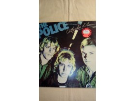 THE POLICE- OUTLANDOS D!AMOUR