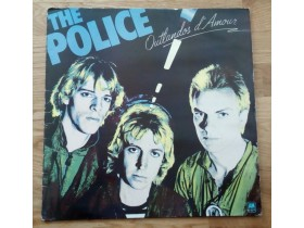 THE POLICE - OUTLANDOS D`AMOUR