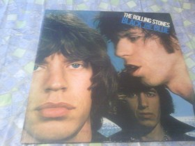 THE ROLLING STONES - BLACK AND BLUE - USA izdanje
