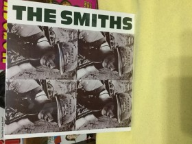 THE SMITHS- meatis murder. Novo