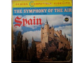 THE SYMPHONY OF THE AIR - SPAIN