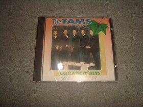 THE TAMS - GREATEST HITS  ( KOREA )