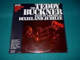 THE TEDDY BUCKNER BAND (ITALIAN PRESS)