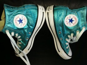 TIRKIZNO PLAVE ORIGINAL STARKE ALL STAR CONVERSE 36