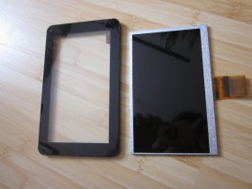 "TOUCH SCREEN i DISPLAY 7"" GOCLEVER Tab R70"