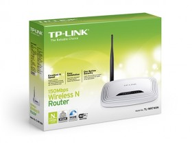 TP-LINK 150Mbps Wireless N Router - TL-WR740N