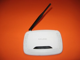 TP-LINK 150Mbps Wireless N Ruter