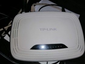 TP LINK  TL WR740N ADAPTER WIRELESS ROUTER