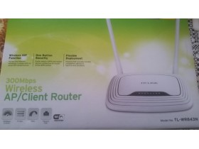 TP-Link Wireless Router 300 Mbps