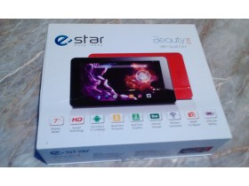 Tablet e-star Beauty HD RED Quad Core