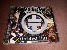 Take That- Greatest Hits- 1996. god.- Kanadsko izdanje