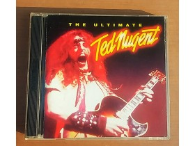 Ted Nugent The Ultimate 2 cd
