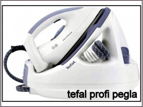 Tefal pegla sa baznom st GV5220 Odlicna Made in France