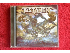 Testamen - The Formation Of Damnation