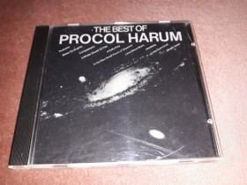 The Best Of Procol Harum- 1972. god.- Kanad. izdanje