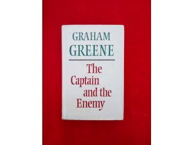 The Captain and the Enemy  Graham Greene