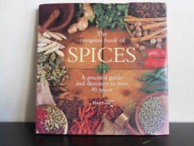 The Complete Book of Spices - Ellen Freke
