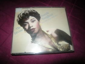 The Divine SARAH VAUGHAN  dupli CD