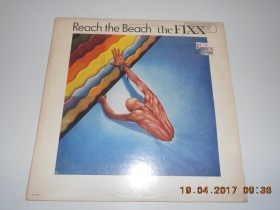 The Fixx -Reach The Beach (mint Canada print)RETKO