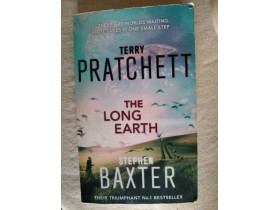 The Long Earth (SF, Pratchett & Baxter)
