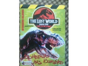 The Lost World Jurassic Park ALBUM