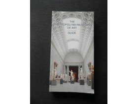 The Metropolitan Museum of Art, GUIDE - na engleskom