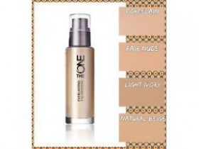 The ONE Everlasting tecni puder-Natural Beige NOVO