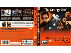 The Orange Box - Half Life 2 Collection PS3 i knjizica