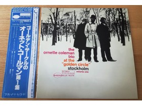 The Ornette Coleman Trio - At The `Golden Circle` Stock