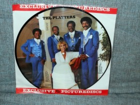 The Platters  (MINT picture disc)