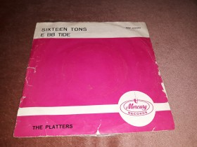 The Platters- Sixteen Tons- Veliki hit iz 60-ih god.