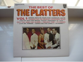 The Platters - The Best Of vol.1 England