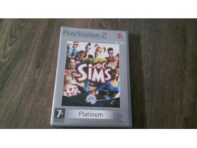 The SIMS - igrica za PlayStation 2