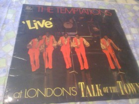The Temptations live at London - Talk of the Town
