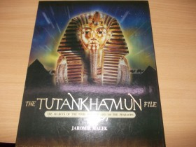 The Tutankhamun file (Tutankamonov fajl) by J.Malek