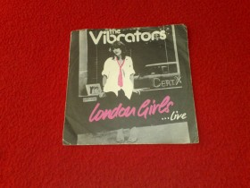 The Vibrators - London Girls