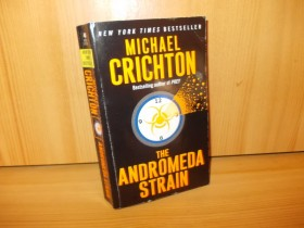 The andromeda strain - M.Crichton