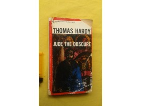 "Thomas Hardy  ""The Jude Obscure"""