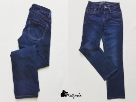 Tom TAILOR  * 25 * slim fit farmerke