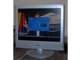 Toshiba LCD TV monitor 20""